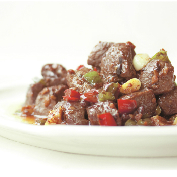Recipe Beef with Black Bean Sauce S