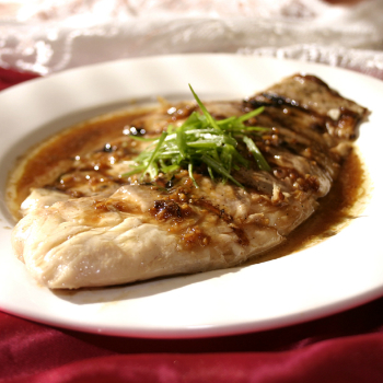 Recipe Tilapia Fillet with Asian Barbecue Sauce